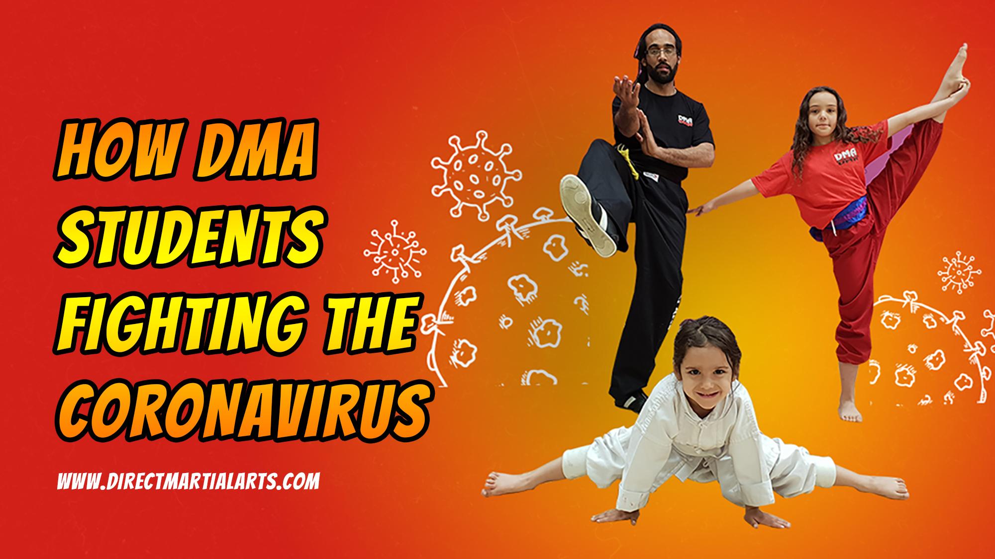 How DMA Students Fighting The Coronavirus